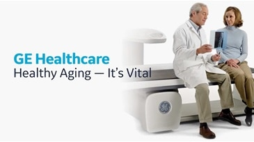 DXA Technology from GE Healthcare: safe, reliable and lower dosage to patients