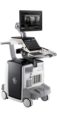 LOGIQ E10 Ultrasound empowering confidence when scanning, diagnosing and treating patients