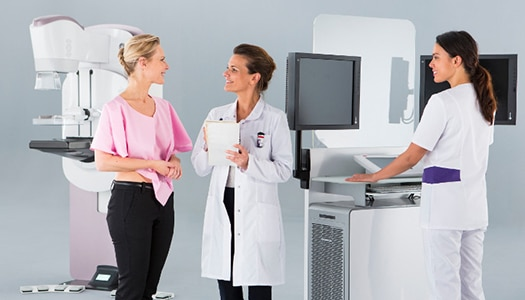 mammography accessories